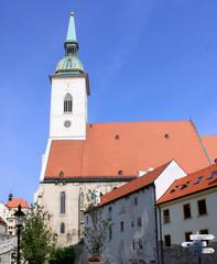 Sankt Martins Kathedrale in Bratislava