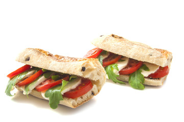 Healthy diet bread
