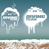 Diving_underwater_scuba_team_stencil