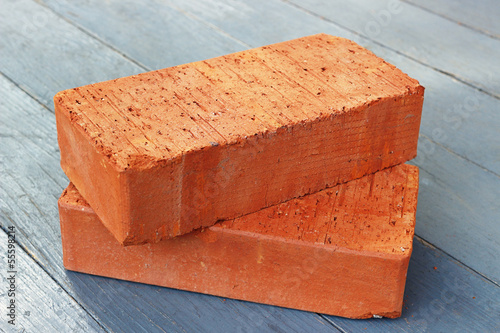 Two bricks