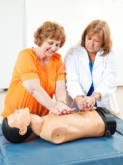 Adult Ed - Learning CPR