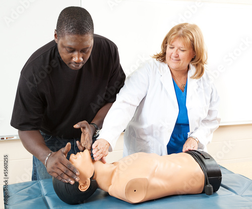 CPR Training - Adult Education
