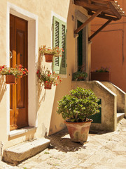 In the little hamlett of Poggio, Elba Island - Tuscany