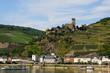 Burg Gutenfels thront über Kaub