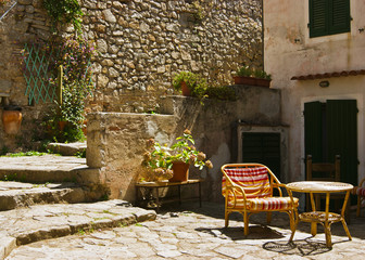 Sitting room of Poggio, Elba Island - Tuscany
