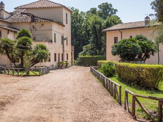 Villa Fogliano, parco nazionale del Circeo