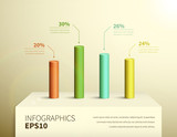 Vector design infographic
