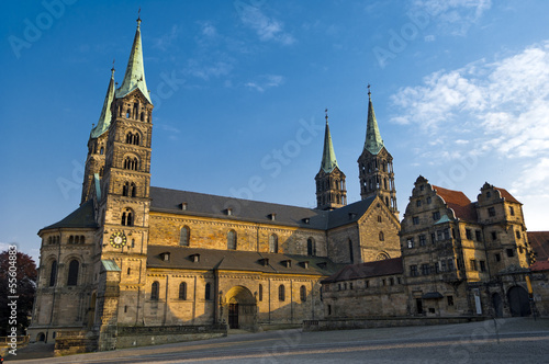 canvas print picture Bamberger Dom