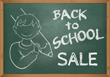 Back To School - SALE advertisement