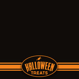 Halloween Treats Background