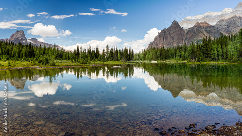 Shaffer Lake, Yoho National Park