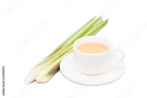 lemon grass and lemon grass tea.