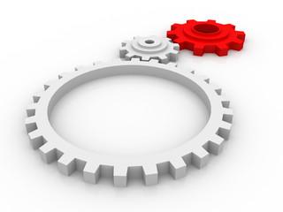 3D Gear, The mechanism