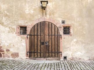 antikes Tor © Matthias Buehner