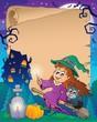 Halloween parchment 7