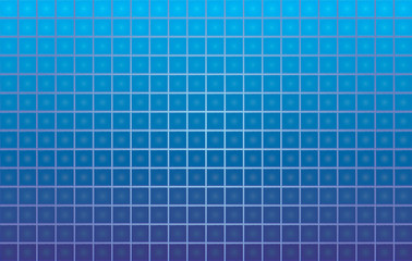 blue tiled vector background
