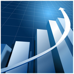 financial chart