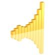 Aktienkurs - Wachstum -  Symbol