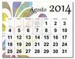 November 2014 calendar
