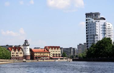 Kaliningrad (Fischerdorf)