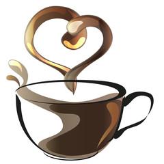 tea coffee lover cup