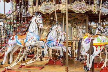 altes Karussell  © Matthias Buehner