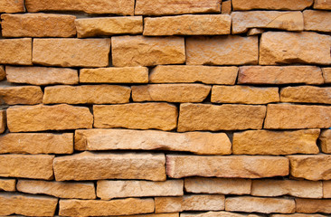 Ancient stone brick wall, abstract background