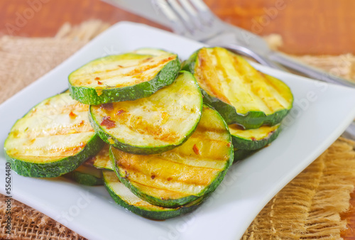 fried zuccini
