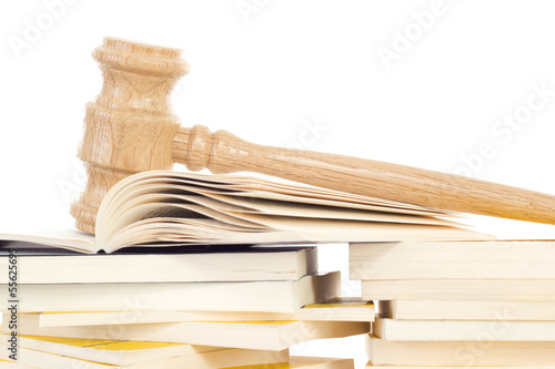 Studying jurisprudence to become judge