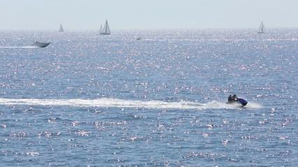 Jet-Ski, Extremer Wassersport