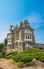 Villa in Dinard, Brittany, Northern France