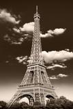 la Torre Eiffel retrò - 55627886