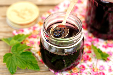 Blackcurrant Jam