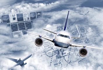 Internationaler Luftverkehr