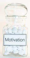 Motivation zum Schlucken