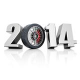 Fototapety New Year