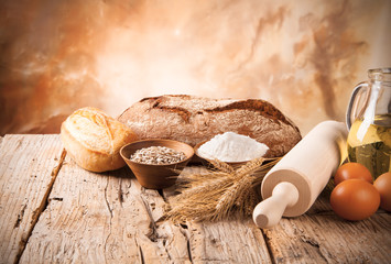 Bread preparation