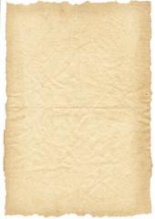 Old vintage paper, really