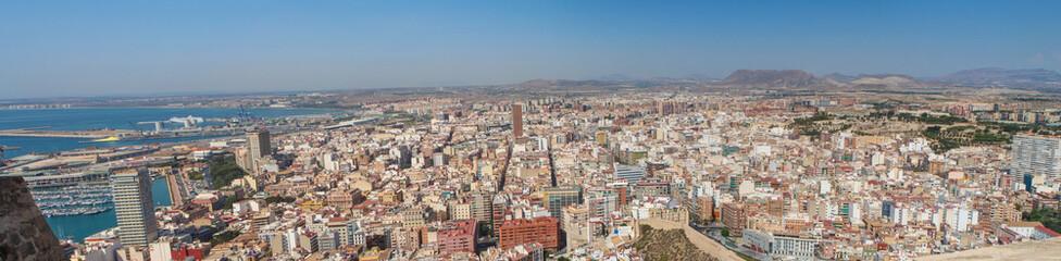 Alicante Panorama