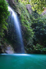 Cascata Escursione Valle degli Dei - Noto