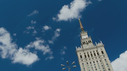 Sky over Warsaw