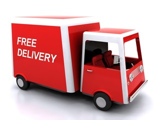 Free delivery - conveyance