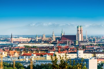 Alpenpanorama München
