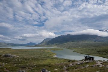Alesjaure in Lapland