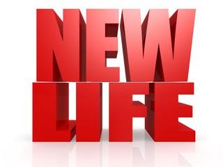 New life word