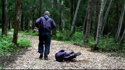 Boy running in the park episode 11