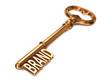 Brand - Golden Key.