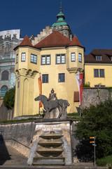 Brunnen Weingarten