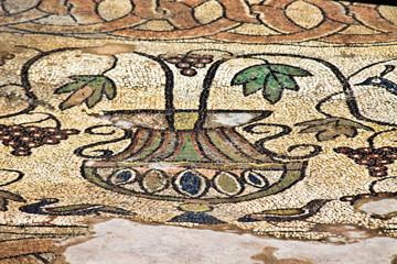 mozaika Butrinit