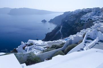 Oia Town - Santorini - Greece